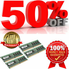 4 GB (4 x 1GB) memory ram per IBM eServer XSERIES 206m 8485 Memory Upgrades DDR2