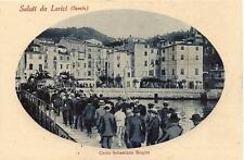 Saluti da LERICI  ( Spezia )  -  Corso Sebastiano Biagini