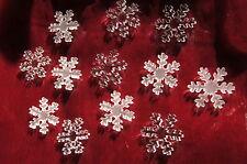 Schneeflocken Schneeflocke Eiskristall Weihnachten Weihnachtsdekoration Deko