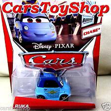 Ruka - Disney Pixar Cars 2 Diecast 1:55 Toy CHASE Stewardess Girl