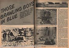 Buffalo Soldiers - Those Brawling Boys In Blue