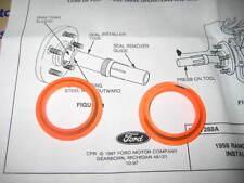 Ford Explorer Ranger F250 Front Axle Retainer Rings Genuine OEM  1996-2003