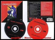 "CHOMSKY/CHUMBAWAMBA ""For a Free Humanity""  (2 CD) 1997"