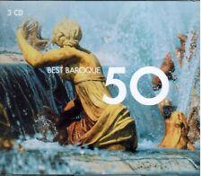 AAVV: Best Baroque 50 - CD