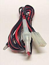 CEA-DC-TS700 Cinch 4-pin 13.8VDC Cord for Kenwood TS-700 & TS-780 ham radios