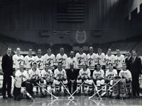 WHL 1964 - 65 San Francisco Seals Team Picture Black & White 8 X 10 Photo Pic