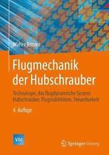 VDI-Buch Ser.: Flugmechanik der Hubschrauber : Technologie, das...