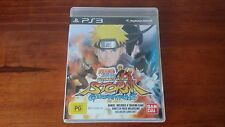 Naruto Ultimate Ninja Storm Generations (Sony Playstation 3, PS3) Shippuden