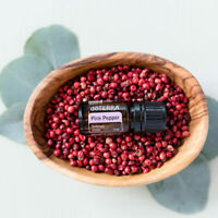 30%OFF doTERRA Pink Pepper 5ml Therapeutic Essential Oil Aromatherapy *Free Post