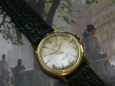 CLEBAR AUTOMATIC SERVICED VINTAGE MID CENTURY     MAN`S WATCH... HANDSOME INDEED
