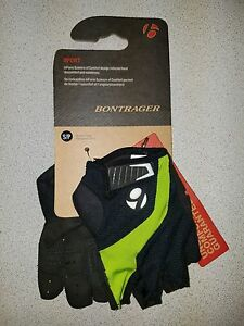 Bike Gloves Bontrager Sport Gloves GREEN SMALL 6