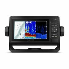 Garmin echoMAP PLUS 63cv GPS with US LakeVu HD and Transducer 010-01889-01