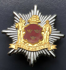 TYNEMOUTH FIRE BRIGADE CAP BADGE.
