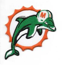 NFL Miami Dolphins Sport P312 Embroidered Iron on Patch High Quality Hat Jacket