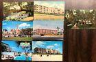 # T2696  ORMOND  BEACH,  FL.    POSTCARD LOT,   7  DIF. CARDS