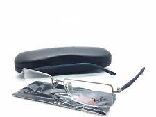 New Authentic Ray Ban RB6222 2620 Gunmetal/Havana 54mm Eyeglasses Frames RX