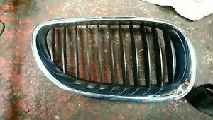 04-10 BMW 525i 528i 530i 535i 545i M5 drivers side offside front kidney Grill