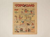TOPOLINO GIORNALE ORIGINALE  N° 724 ANNO 01/01/1949  [H06-161]