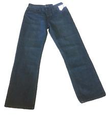 Calvin Klein Boys Slim Straight Jeans Size 18