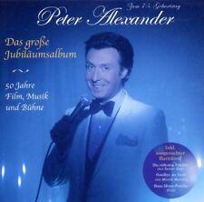 Peter Alexand Das Grosse Jubiläumsalbum 50 Jahre Film Musik & Bühne CLUB EDITION