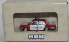 BUB 1:87 Metallmodelle -08226- Edition 2012- BMW 2800 Feuerwehr ELW - Neu