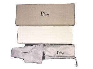 New Dior Eyeglasses  Designer Case,.with cleaning Cloth And Dust Bag.