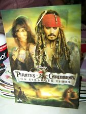 Disney Pirates Of The Caribbean On Stranger Tides 3d lenticular card