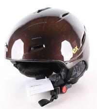 Uvex Ski Snowboard Helmet Hypersonic in Brown 53-55 cm XS-S