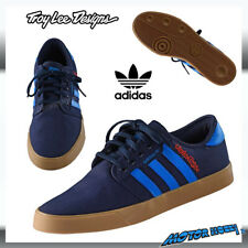 SCARPE CASUAL ADIDAS SEELEY X TROY LEE DESIGNS NAVY TAGLIA 43 - US 9-1/2