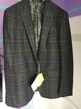 BNWT $1995 Gorgeous Etro Mens 2 Button Blazer Sport Coat Jacket US 40 EUR 50