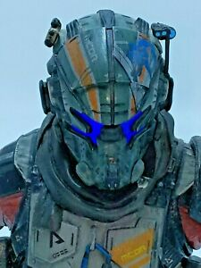 Titanfall 2 Bust Microsoft Xbox One Lights Up - Jack Cooper