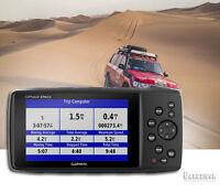 Garmin 276Cx GPSMAP GPS Terrain Terreno Navegación Navegador Mapas Precargados