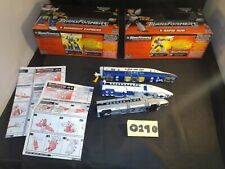 Transformers RID Rapid Run Railspike Midnight Express Trains used as is 2 boxes