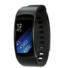 Step arc screen of Samsung gear fit 2 sm-r360 intelligent waterproof meter(black