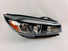 2016 2017 2018 Kia Sorento Halogen Headlight Right Passenger Side OEM Lamp