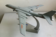 1:100 Alloy aircraft model Chinese Air Force H-6K Bomber Gift collection