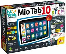 "Lisciani Giochi Mio Tab 10"" Evolution System 16GB Wi-Fi Tablet - Multicolore (71"