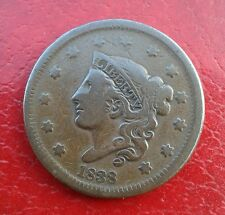 More details for 1838 usa large cent