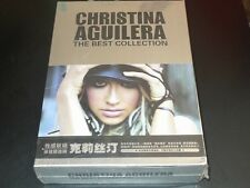 Christina Aguilera The Best Collection [5CD+DVD] Box Set