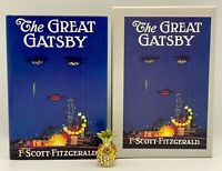 THE GREAT GATSBY F Scott Fitzgerald First Edition Library LIMITED Edition SCARCE