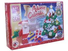 Block Tech Christmas Advent Calendar 239 Pcs Childrens Kids Blocks Bricks Xmas