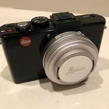 Leica D-Lux 6 Digital Camera – 10.1 Megapixel Glossy black/Silver