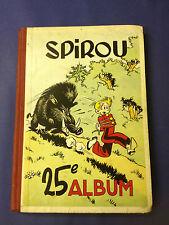 Album Spirou n° 25
