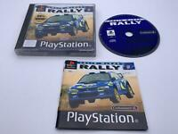 PS1💎Colin Mcrae Rally💎Playstation Game with Manual💎