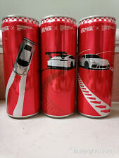 china 2020 Coca Cola X Porsche racing carrera cup can empty of 3