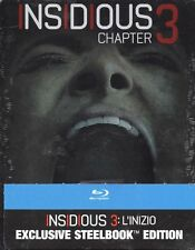 Insidious 3 - Blu Ray Collectors Steelbook - 2015