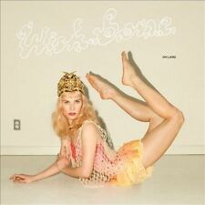 Wishbone [Digipak] by Oh Land (CD, Sep-2013, ADA) BRAND NEW AND FACTORY SEALED