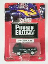 """Johnny Lightning Promo Edition """"Bad to the Bone"""" 1965 dodge A-100. 100% Die Cast"""
