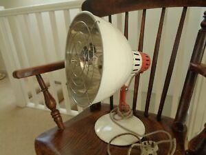 ORIGINAL VINTAGE RETRO PIFCO HEAT LAMP