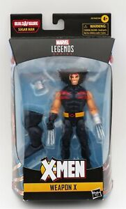 Marvel Legends Weapon X Action Figure 6-Inch Sugar Man BAF Age of Apocalypse